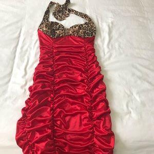 Size Large Ruby Rox Pin Up Dress